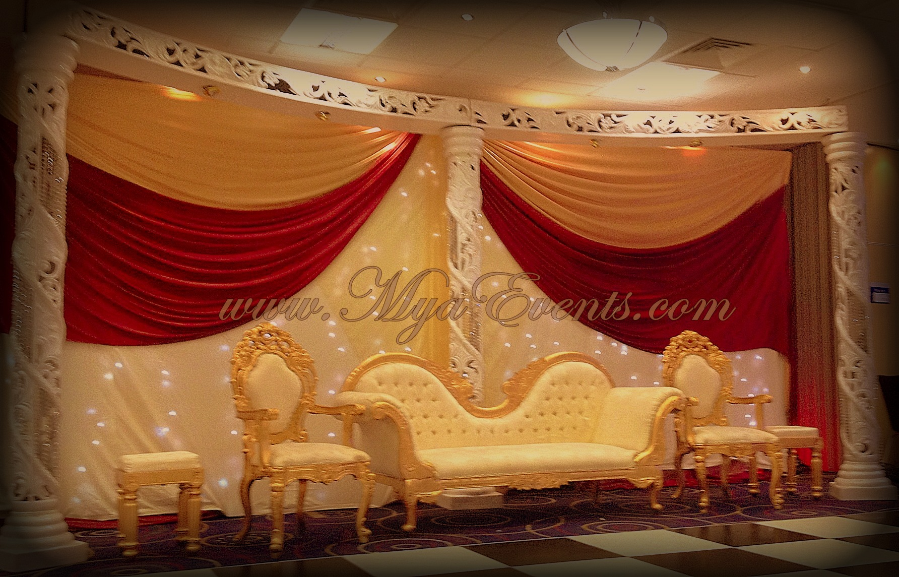 Throne chair hire london 199 wedding throne chair for Asian wedding bed decoration